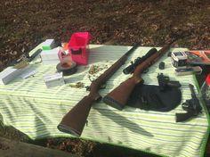 Jan 9th 2016 at Camp STFO .22 ammunition day