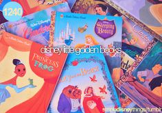love the Little Golden Books  Gotta redo my collection for when I have a kid