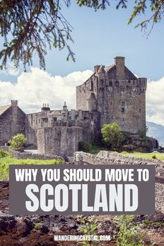 moving to Scotland from the US, moving to Scotland from Canada, wanderingcrystal, living in Scotland, living in Scotland Scottish Highlands, Why you should move to Scotland, Moving to Scotland, Pros of Scotland, Cons of Scotland, Pros and cons of living in Scotland, pros and cons of moving to Scotland, pros and cons of living in Edinburgh, Expat in Scotland, reasons to move to Scotland, ups and downs of living in Scotland, living in Scotland life #Expat #Scotland #Schottland #Ecosse #Escocia Working Holiday Visa, Working Holidays, Moving To Scotland, Scotland Travel, Glasgow, Edinburgh, Temporary Jobs, Scottish People, Scotland Holidays