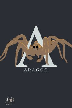 """I came from a distant land, in the pocket of a traveler."" This Acromantula is loyal to one man, Hagrid."