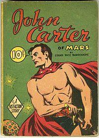Barsoom series John Carter | John Carter