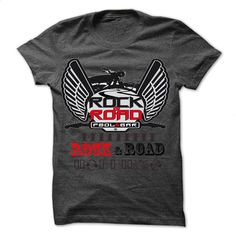 Rock and Road T Shirt, Hoodie, Sweatshirts - design your own shirt #Tshirt #style
