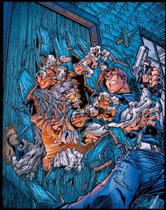 Resident Evil//Joe Madureira/M/ Comic Art Community GALLERY OF COMIC ART