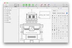 Monodraw 1.2.3 for Mac 破解版 – ASCII艺术编辑器 | Digit77.com | 海量精品Mac应用下载 | Wordpress主题商店