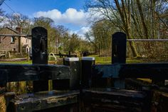 One of the Marple Locks on the Peak Forest Canal