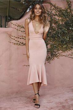 Blush Dresses, Sexy Dresses, Evening Dresses, Summer Dresses, Clubbing Dresses, Prom Dresses, Tube Dress, Dress Up, Bodycon Dress