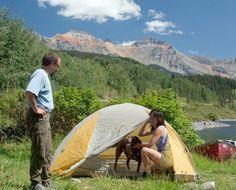 10 Amazing Colorado Campsites