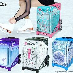 Zuca Bags: ✔️https://figureskatingstore.com/zuca-bags/ Zuca bags especially excelled in figure skating as a prime choice for an ice skating bag for all ice skaters big or small. #figureskating #figureskatingstore #figureskates #skating #skater #figureskater #iceskater #iceskating #zucabag #zuca #zucabags #zuca #sportbag#iceskatebag #skatebags #skatingbag