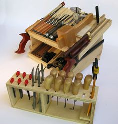 Workbench Tool Caddy - Reader's Gallery - Fine Woodworking: