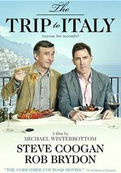 The Trip to Italy. Click on the DVD cover to request this title at the Bill or Gales Ferry Libraries. 2/15