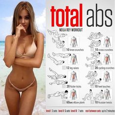 """Abs workout at home without equipment - In the faster-is-better world we live in, carving out 30 to 45 minutes a day for a good workout can seem like a major challenge—and that can totally mess with your quest for a strong core. This fast paced routine will have those belly muscles burning like crazy, and it uses enough muscle groups that you'll probably even break a good sweat. Trying to hit slim and tone the midsection is commonly a high priority on most peoples fitness """"to do list""""…"""