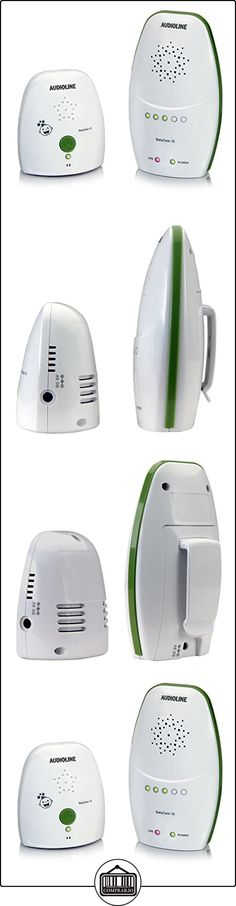 Audioline Baby Care 16 - Vigilabebé (Verde, Color blanco, Digital, Enlace, Poder, 52 x 42 x 71 mm, 68 x 47 x 110 mm)  ✿ Vigilabebés - Seguridad ✿ ▬► Ver oferta: http://comprar.io/goto/B00WME9FG2