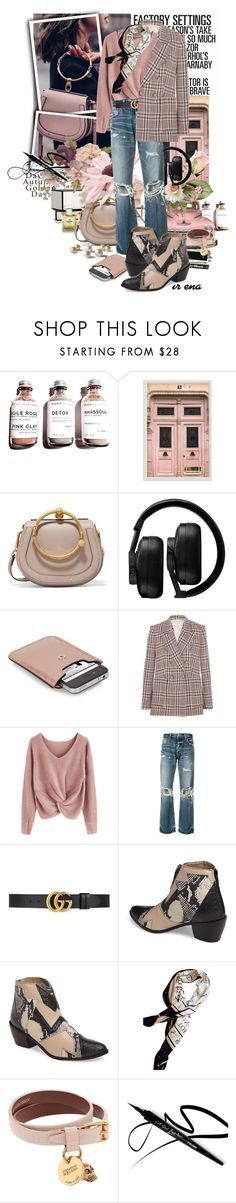 """""""So Cute: Mini Bags - Chloé Nile small"""" by syhorykof ❤ liked on Polyvore featuring Chanel, Pottery Barn, Chloé, Gosh, Master & Dynamic, Gucci, Étoile Isabel Marant, moussy, Matisse and Louis Vuitton"""