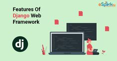 Needless to say that, Django web app development framework is very easy to adapt for developers, especially with features like security, scalability and versatility at their disposal. It is a transparent framework that caters to a plethora of features and benefits for achieving your desired goal of developing a cost-effective website in a reduced time limit. Python Web, Python Programming, Improve Productivity, Web Application, App Development, Goal, All About Time, Website, Sayings