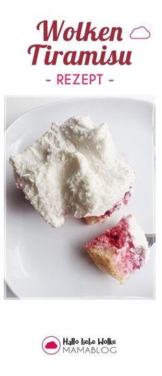 Rezept für ein himmlisches weißes Tiramisu mit Himbeeren, Maskarpone, Joghurt, Sahne und Löffelbiskuit. Sehr einfach und schnell zuzubereiten. Als süße Nachspeise, Nachtisch oder als Kuchen. Lecker!!