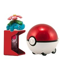 Once you've caught your Pokémon, the Poké Ball pops open with the push of a button. Toys R Us Canada, Help Teaching, Different Textures, Baby Safe, Charizard, Star Shape, Yoshi, Bowser, Tomy