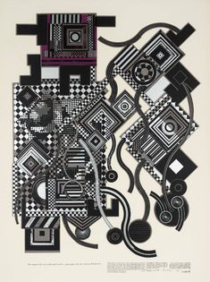 just discovered the works of Sir Eduardo Paolozzi 'Tortured Life', 1964 © The Eduardo Paolozzi Foundation Tate Gallery