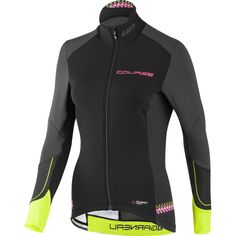 Garneau Course Wind Pro® LS Jersey and Elite 2 Bib Tights Black N Yellow, Black And Grey, Large Black, Body Heat, Triathlon, Motorcycle Jacket, Tights, Long Sleeve, Swimwear