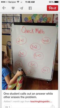 Great math activity
