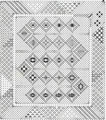 Resultado de imagen de encaje de bolillos muestrario