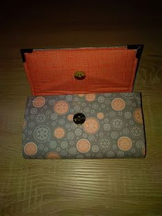 Card Case, Continental Wallet, Cards, Scrappy Quilts, Maps, Playing Cards