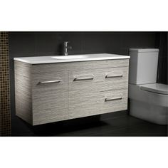 Vanity Wall Capstone 750 Fudge St Trento Top 1th I/N 4843768 | Bunnings Warehouse