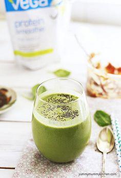 green smoothie by Marina Delio, via Flickr