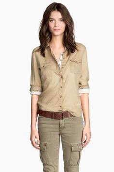 Fashion and quality clothing at the best price Moda Safari, Safari Chic, Safari Outfit Women, Safari Outfits, Chic Outfits, Safari Clothes, Safari Elegante, African Safari, Ideias Fashion