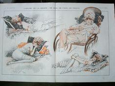 1918 La Vie Parisienne centerfold / eBay