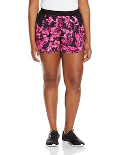 16f6a4ec3cf4d Champion Women s Sport Short 5-Plus Print Sport Short    Check out this  great