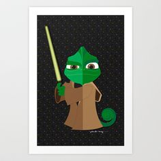 Origami - Master Pascal Art Print by Paulway Chew - $16.95