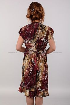 Халат В9067  Цена: 420 руб       Удобный халат приятной расцветки на молнии.  Модель с округлым вырезом горловины.  Пояс завязывается сзади на бант.  Состав: 100 % полиэстер.  Рост модели на фото: 168 см.  Страна производства: Китай.  Размеры: 48-54     http://odezhda-m.ru/products/halat-v9067     #одежда #женщинам #домашняяодежда #одеждамаркет