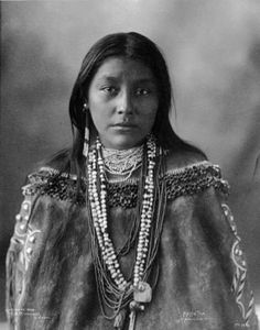 Native American women kept the home and commanded the highest level of respect for their wisdom and skills. Unlike the gender roles assigned to European-descent women, many Native American societies were largely matriarchal, and always acknowledged the importance of women for the continuation of life.