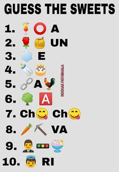 whatsapp puzzle: guess the Indian sweet names from emoji Emoji Quiz, Emoji Games, Math Games, Jokes Quotes, Funny Quotes, True Quotes, Emoji Sentences, Guess The Emoji Answers, Emoji Puzzle