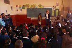 A drug education program in Pedro Escobedo school, Mexico #narconon #drugeducation #mexico