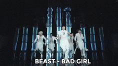BEAST - BAD GIRL (Official Music Video)【KPOP Korean POP Music K-POP 韓國流行音樂】