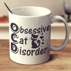 Are You Truly Passionate About Cats? Then This Is The Mug For You! High Quality Printed 11 oz Ceramic Mug Dishwasher and Microwave Safe! Design Printed On Both Front and Back Of Your Mug Durable and V
