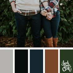 Warm hues // Winter Color Schemes // Click for more winter color combinations, mood boards and seasonal color palettes at http://sarahrenaeclark.com #color #colorscheme #colorinspiration