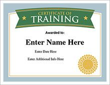 Football Certificate Templates  Certificate Football Banquet And