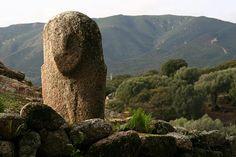 Corsica Menhirs, 2,000 BC.