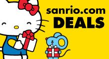 sanrio promotions and Hello Kitty coupon code