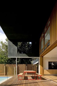 Castlecrag Modern Residence By CplusC Architectural WorkshopDesignRulz10  August 2012Wood, Brick, And Glass Are The