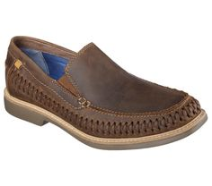 Buy SKECHERS Men's Relaxed Fit: Superior - Milford Comfort Shoes only $65.00