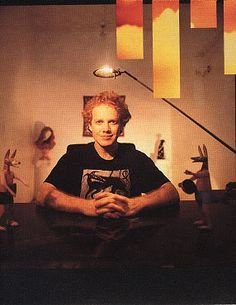 musical genius Danny Elfman