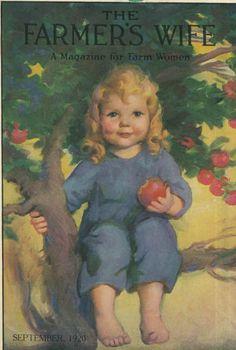 September 1920 - The Farmer's Wife, A Magazine for Farm Women  Full text at  http://idnc.library.illinois.edu/cgi-bin/illinois?a=d&d=FFW19200901&e=-------en-20--1--txt-txIN-------