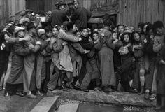 Henri Cartier-Bresson. Shanghai. 1948