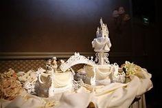 cake with bridge