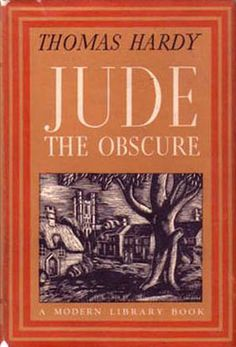 Jude the Obscure- Thomas Hardy 1895