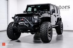 2015 Jeep Wrangler Unlimited Rubicon | Black / Cloth | 101 Motors Media