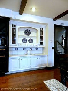 Best white paint on pinterest colors paint colors and for Best paint and primer for kitchen cabinets
